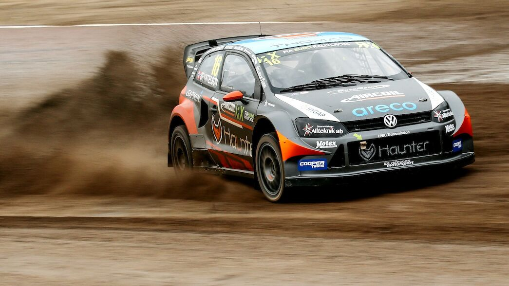 Bryntesson returns for Höljes with sights set on Euro RX1 glory