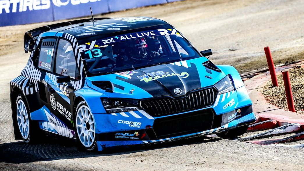 Bakkerud 'pumped' for 'epic' Euro RX1 showdown at Spa