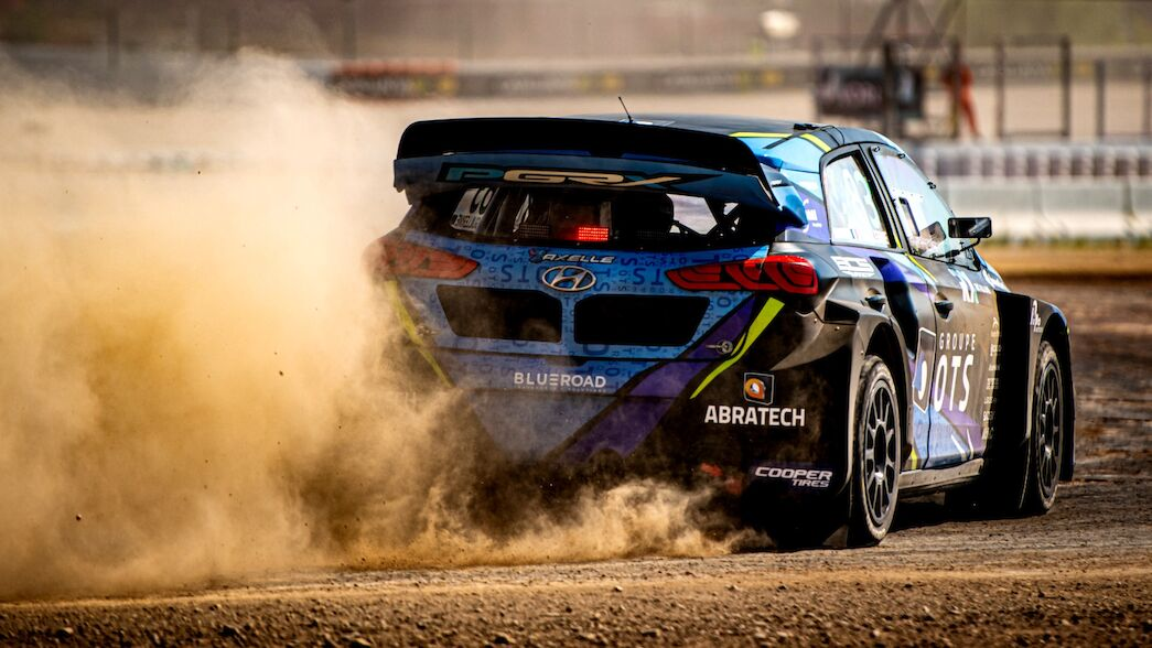 World RX's first French winner returns to the fray for the Nürburgring
