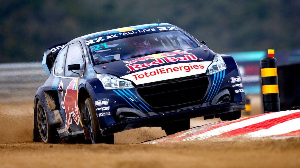Championship leader Hansen: That's why we all love rallycross