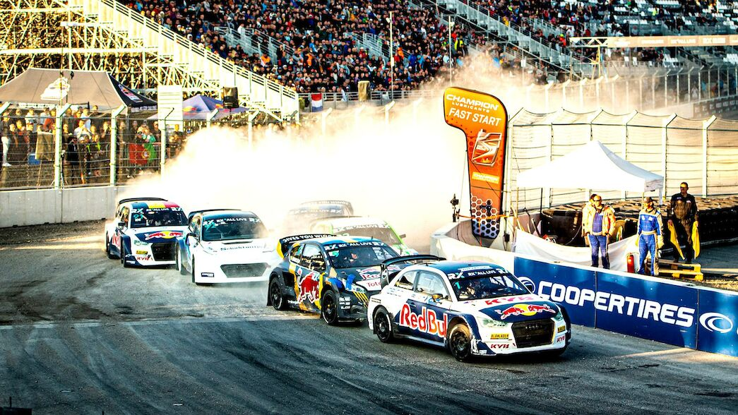 World RX warriors primed for action in Portugal
