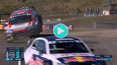 OFFICIAL WORLD RX LIVE STREAM: RX+